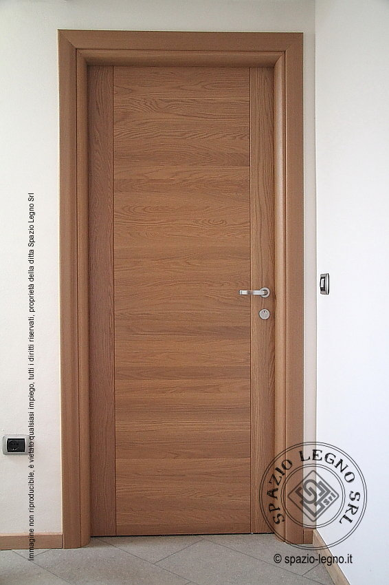 Beautiful porte in rovere pictures for Porte garofoli