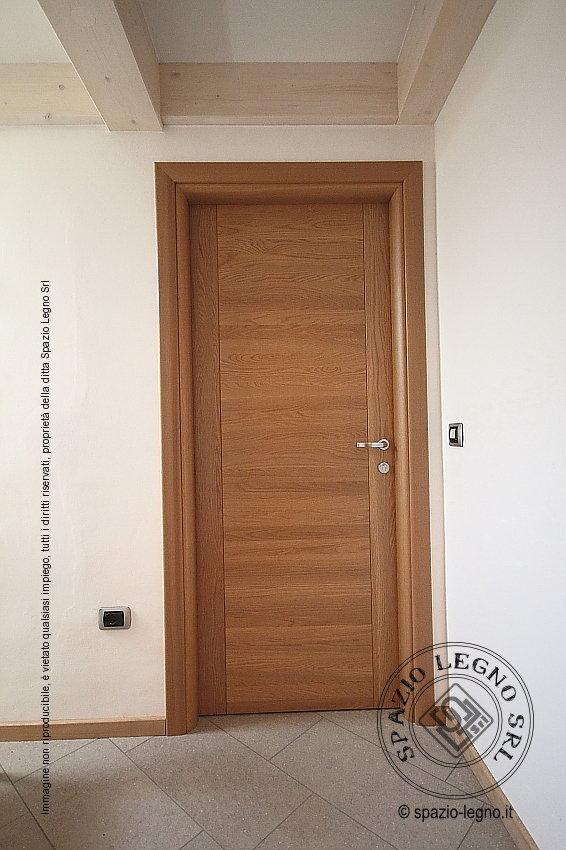 Porte rovere per casa e locali pubblici porte garofoli e - Modelli porte interne legno ...