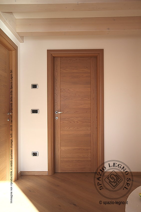 Beautiful porte in rovere pictures ubiquitousforeigner - Porte rovere sbiancato ...
