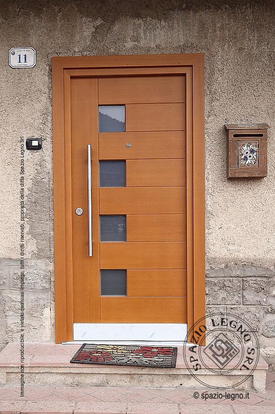 Portoni ingresso moderni latest insieme vettoriale di - Tipi di porte interne ...