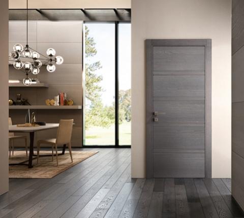 I nostri lavori realizzati con porte portoncini in legno e blindati - Porte d interni moderne ...