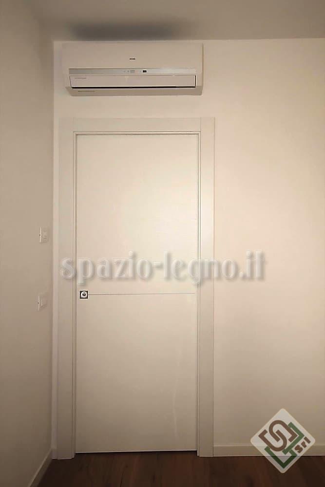 Porte bianche moderne 01 spazio legno srl for Porte bianche moderne