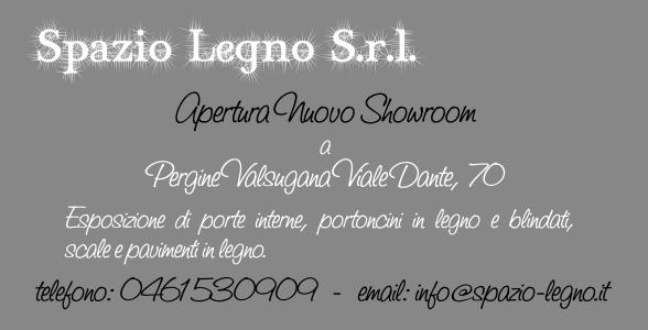 Showroom Pergine Valsugana